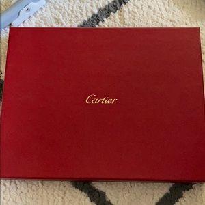 Cartier Stationary